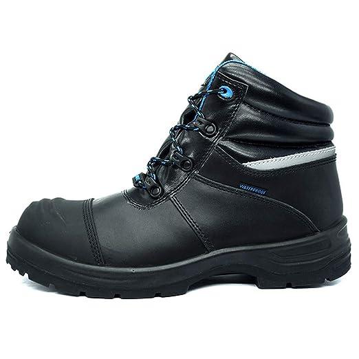 GPFSHOES Los Hombres del Soldador Botas, Zapatos de ...