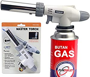 Sweepstakes: Butane Torch Kitchen Blow Lighter – Culinary Torches Chef…