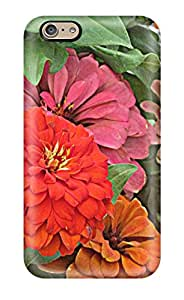 Durable Case For The Iphone 6- Eco-friendly Retail Packaging(fall Flowers) 6738976K15746210
