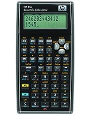 HP 35S 35S Programmable Scientific Calculator, 14-Digit LCD (HP-35S/B12)