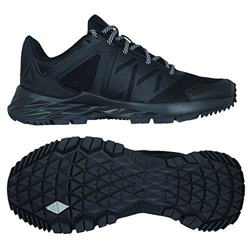 Grey Gris Noir Femme Reebok Chaussures Tin de Trail Fitness Astroride Black Multicolore 000 ffw0HqP