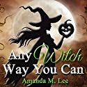 Any Witch Way You Can (Wicked Witches of the Midwest Book 1) Hörbuch von Amanda M. Lee Gesprochen von:  Aris