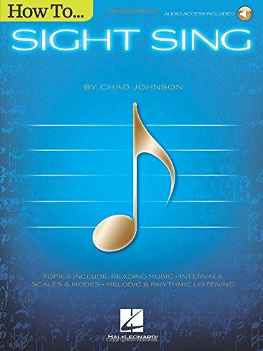 How to Sight Sing Bk/Online Audio