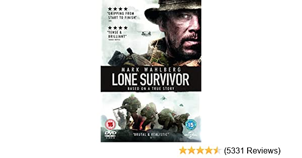 Amazon com: Lone Survivor [DVD]: Movies & TV