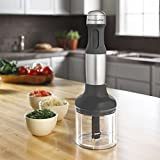 KitchenAid KHB2351 3-Speed Hand Blender