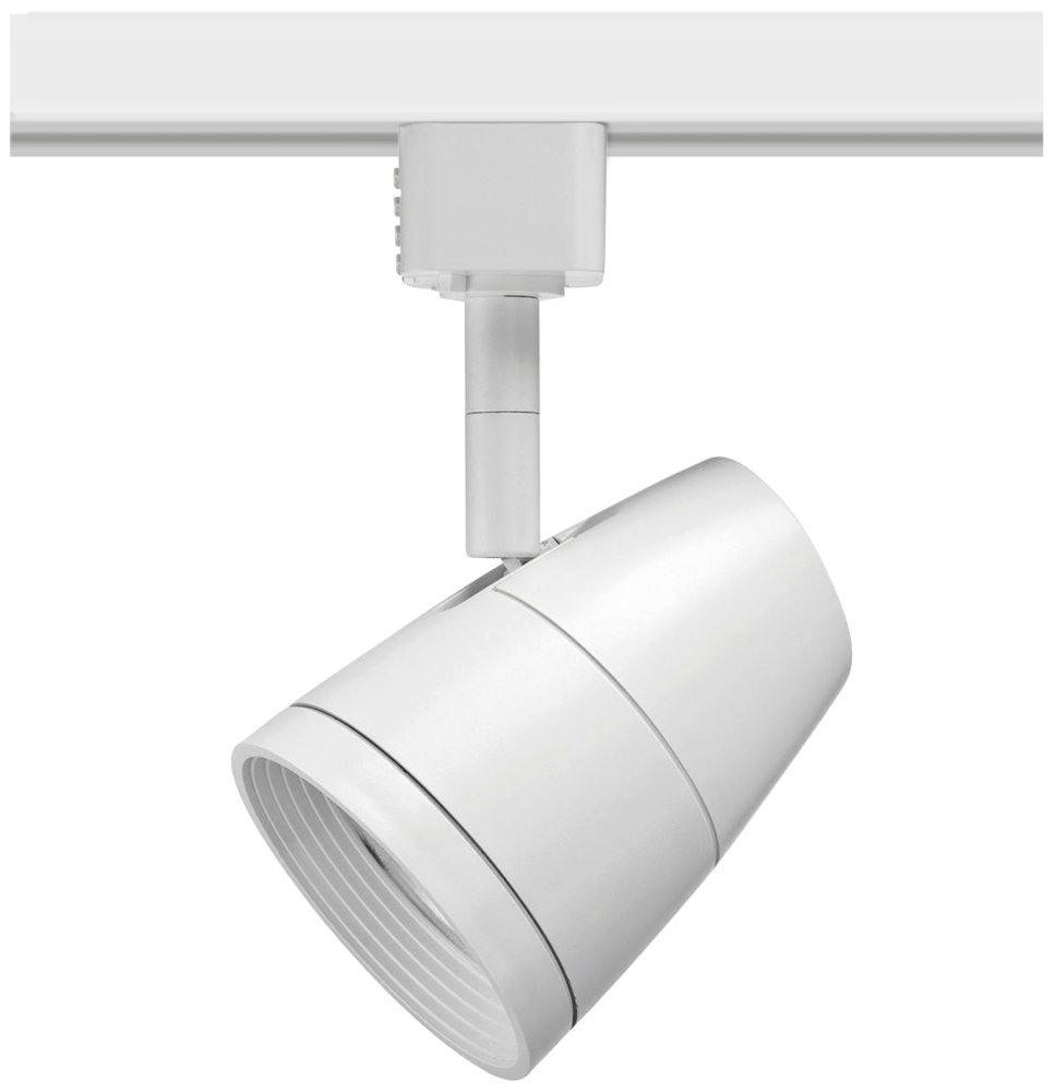 Juno Lighting R600L G2 2700K 80CRI PDIM NFL WH Dimmable 9.5W LED Trac Head, 50W Equivalent, White by Juno Lighting (Image #4)