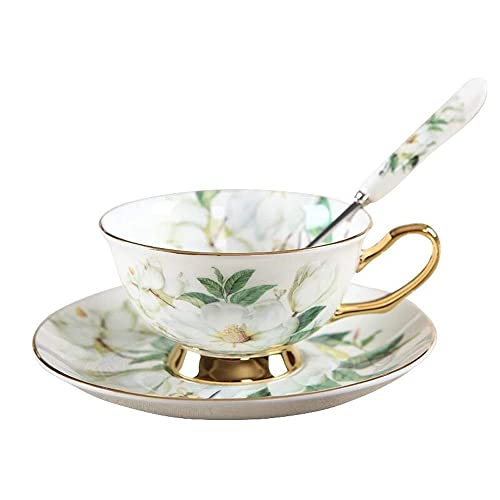 Fine Bone China Cup And Saucer: Amazon.co.uk