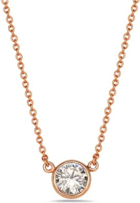Bonyak Jewelry 18 Inch Hamilton Gold Plated Necklace w// 4mm Red July Birth Month Stone Beads and Saint Arnold Janssen Charm