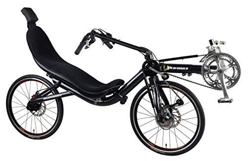 Performer Folding Front Wheel Drive Recumbent Bike (Tiagra 20)