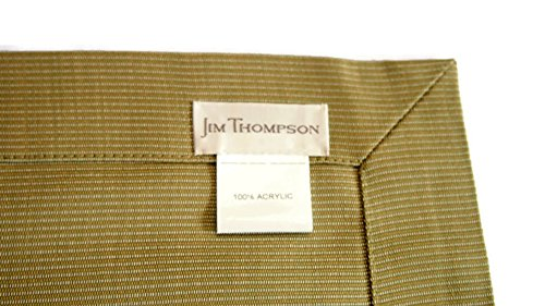 Jim Thompson Thai Handmade Set Of 6 Cotton Dining