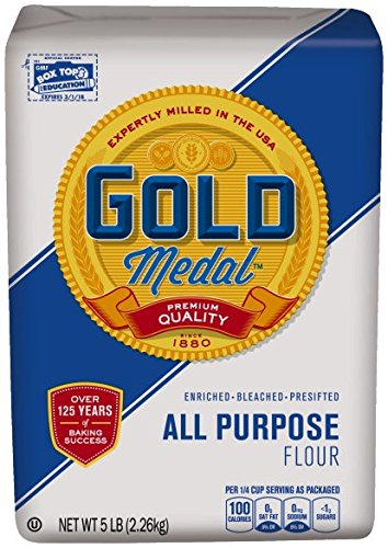 gold medal white flour - 3