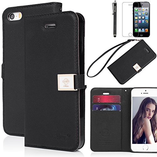 iPhone Wallet leather credit protect