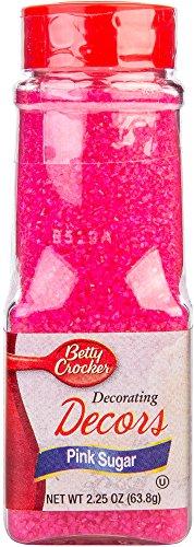 Betty Crocker Pink Sugar Sprinkles