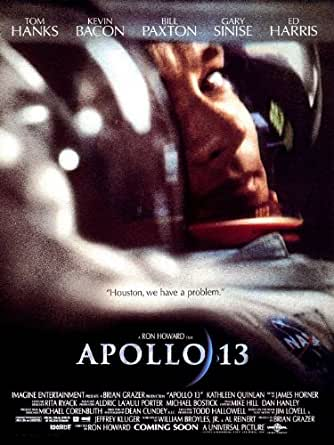 POSTER-APOLLO 13 ORIGINAL MOVIE POSTER at Amazon's ...