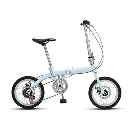 Paseo Bicicleta Bicicleta Plegable Bicicleta Portátil ...