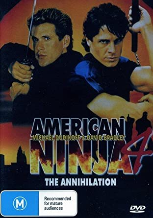 Amazon.com: American Ninja 4: Movies & TV