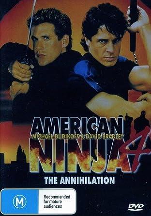 American Ninja 4 [Alemania] [DVD]: Amazon.es: American Ninja ...