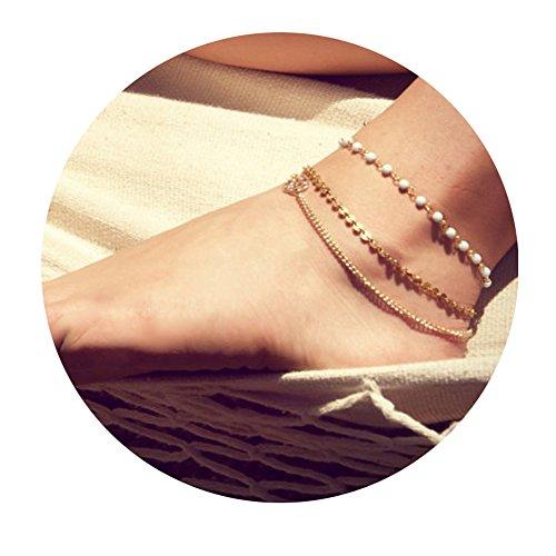 Zealmer Anklet Bracelet Jewelry Infinite