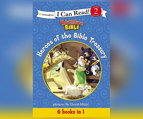 Heroes of the Bible Treasury (Adventure Bible