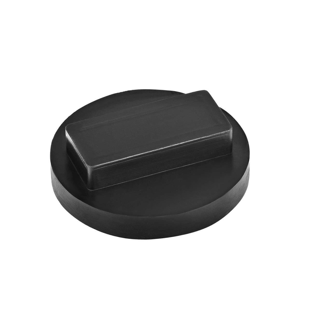DEDC 2 Pack Jack Pad for BMW /& Mini Jack Pad Square Polyurethane Jack Pad Adapter Frame Rail Protector