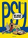 Les Psy, Tome 3 : Je vous écoute ! par Cauvin