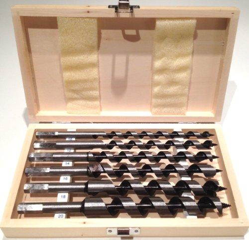Sthor 22465-Bohrer Holz Fit 10-20* 230mm/6pcs