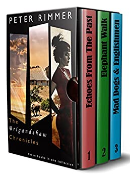 The Brigandshaw Chronicles Box Set: Books 1 to 3 by [Rimmer, Peter]