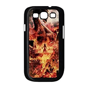 Samsung Galaxy S3 9300 Case Black The Hobbit Cell Phone Case Cover S9Q7YC