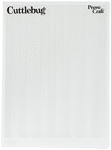 (Provo Craft Cuttlebug A2 Embossing Folder,)