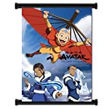 "Nickelodeon Avatar the Last Air Bender Cartoon Fabric Wall Scroll Poster (16""x21"") Inches"