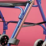 Walking Stick Holder for a Rollator or Wheelchair by Complete Care Shop