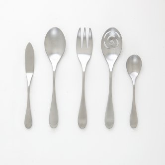 5 Piece Serving Set | Knork Flatware