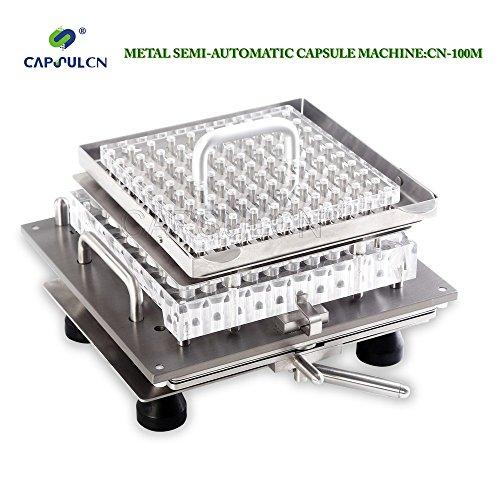 00 capsules machine - 9