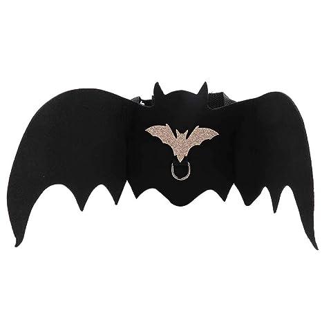 Traje de murciélago Alas Perro de Mascota Traje de Vampiro ...