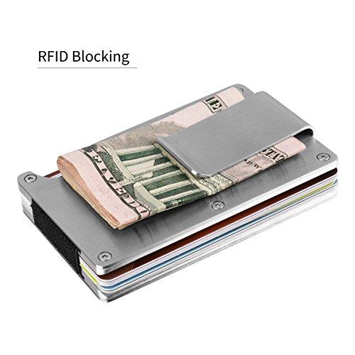 money clip card case wallet - 9
