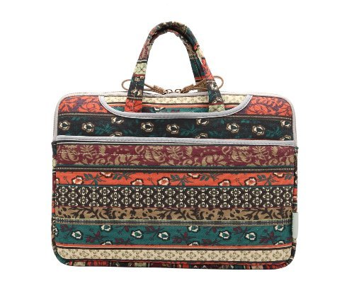 Kayond Bohemian Style Canvas Fabric Ultraportable Neoprene 1