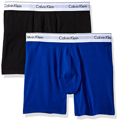Calvin Klein Men s Underwear 2 Pack Modern Cotton Stretch - Import ... 1f7bc126d