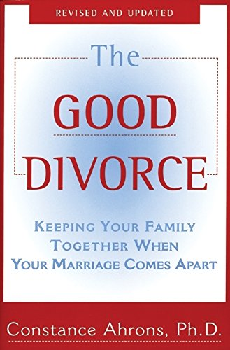 The Good Divorce by William Morrow Paperbacks