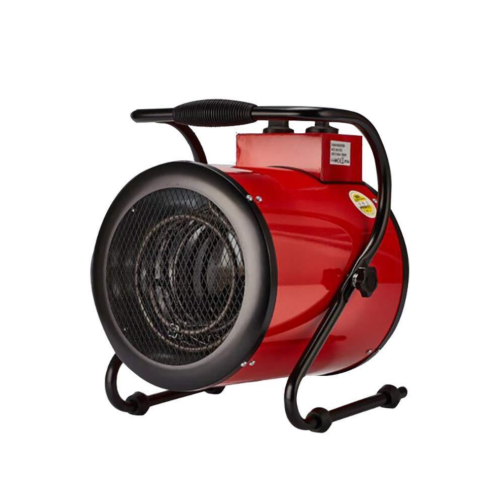 Acquisto XD Riscaldatore 3kw Tubi di Riscaldamento Elettrico in Acciaio Inox Fabbrica Industriale Industriale Riscaldatore Elettrico Domestico Soffiatore di Aria Calda Officina Piccolo Elettrico Prezzi offerte