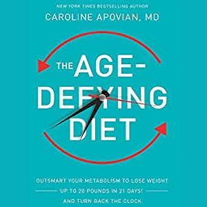 The Age-Defying Diet Audiobook