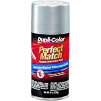 Dupli-Color BVW2039 Reflex Silver Metallic Volkswagen Exact-Match Automotive Paint - 8 oz. Aerosol by Dupli-Color