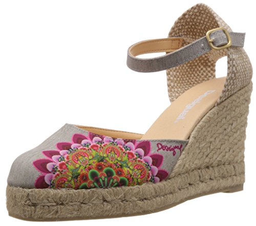 3001 basse Vicky Shoes Rosso Espadrillas Donna Desigual Rot qtSU0qw