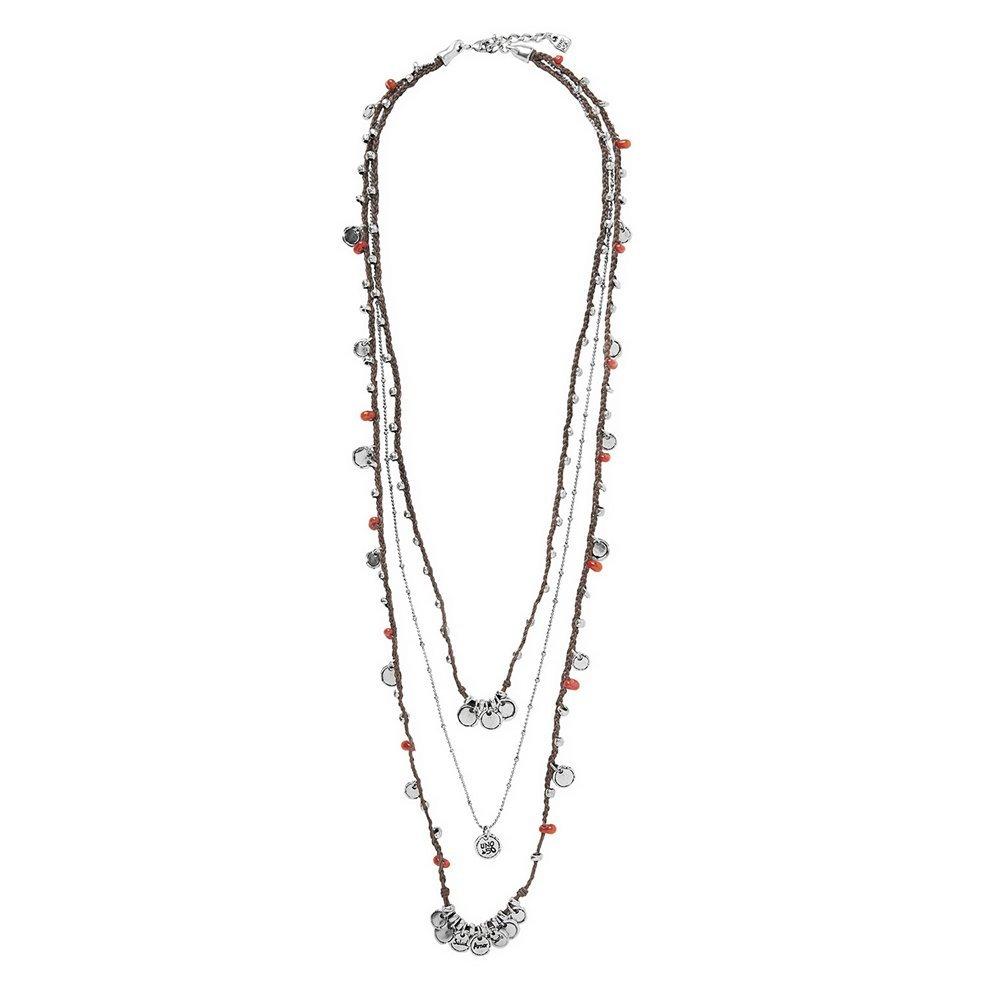 Uno de 50 necklace MY SEAL COL1205ROJMAR0U