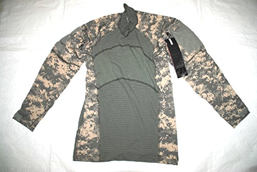 Genuine Us Army Massif Nomex Flame Resistant Acu Combat Shirt - X-Small