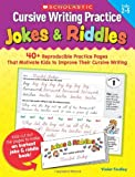 Cursive Writing Practice: Jokes and Riddles, Violet Findley, 0545227526