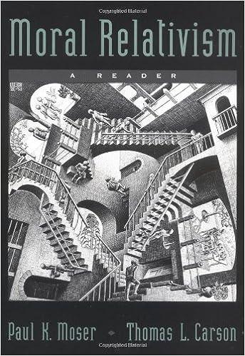 com moral relativism a reader paul k  moral relativism a reader 1st edition