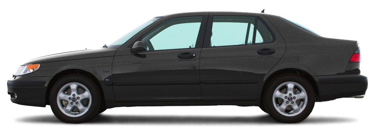 ... 2001 Saab 9-5 SE, 4-Door Sedan Automatic Transmission ...