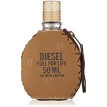 Diesel Fuel for Life Eau de Toilette Spray, 1.7 Fl Oz