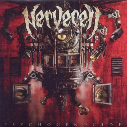 Nervecell: Psychogenocide (Audio CD)