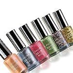 Lakmé Color Crush Nail Art F1, Multicolor, 6 ml